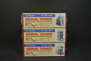 Korber Models O Scale Signal Tower 1930 American Prototype Kit No. 926 927 928