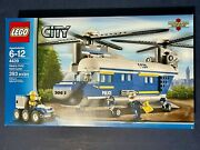 Lego City 4439 Heavy Duty Helicopter New In Box Sealed Retire