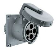 M4100r12 - Hubbell M4100r12 100a 125/250v Dockside Receptacle