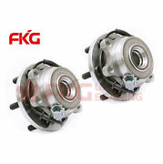 2 Front Wheel Hub Bearing For Nissan 05-16 Frontier 05-12 Pathfinder 4wd 515065