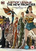 Dc Justice League - The New Frontier Commemorative Edition Dvd [uk] New Dvd