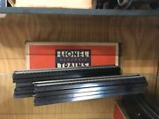 Lionel Oo / 00 Gauge 0032 Dealer Pack Of 10 Two Rail Straight Track Sections Ob
