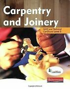 Carpentry And Joinery Level 3 Student Book Cari