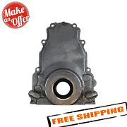Ict Billet 551589 Ls Gen 3 Turbo Oil Drain Return Front Timing Chain Cover -10an