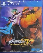 The King Of Fighters Xiv 14 Ultimate Edition / Playstation 4 / Ps4