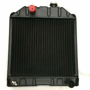 New 81875325 Radiator Fits Ford Fits New Holland Nh Tractor 2000 3000 4000 4600