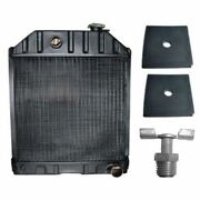 New C7nn8005h Radiator Fits Ford Tractor 2000 2600 3000 3600 4000 And 2 Mounting P