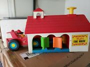 Lot Of 5 Various Vintage Antique Toys 1950and039s 1960and039s 1970and039s Free Shipping