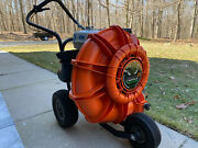 Billy Goat Lot And Leaf Blower | F1301h | 13hp Gx390k | Walk Behind | Perfect