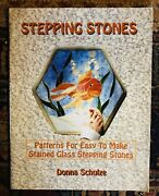 Stepping Stones Patterns For Easy To Make Stained Glass Stepping Stones Schulze
