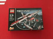 Lego Technic 42040 Fire Plane, New And Sealed