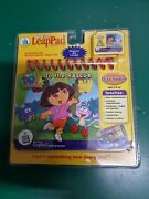 Dora The Explorer To The Rescue. My First Leap Pad Learning System. Brand New