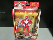 Power Rangers 20 Armored Mighty Morphin Red Ranger 8 Inch Tall Figure