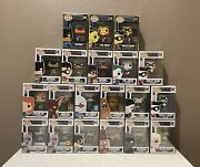 Funko Pop Batman The Animated Series Full Collection