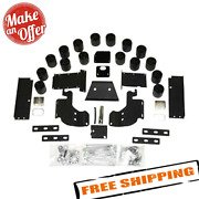 Daystar Pa60123 3 Front And Rear Body Lift Kit For 2003-2005 Dodge Ram