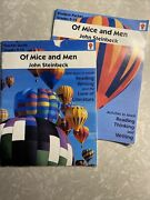 Lot Of Mice And Men - Teacher And Student Guide By Novel Units, Inc. Book