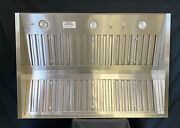 Trade-wind L7248-12 48 L7200 Series Barbecue Grill Liner Hood 1250 Cfm Blower
