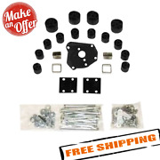 Daystar Pa5502m 2 X 2 Front And Rear Body Lift Kit For 1989-1995 Toyota Pickup