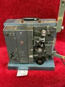 Rca 16mm Sr. Model 400 Sound Projector With Tube Amplifier B
