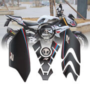 3d Motorcycle Tank Pad Tank Protector Knee Grip Decals Sticker For Bmw S1000r