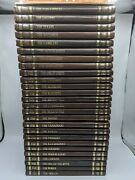Time Life Books The Old West 26 Volume 1977 Hardcover Set W/ Master Index