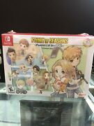 Story Of Seasons Pioneers Of Olive Town Premium Edition Nintendo Switch New