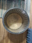 International Harvester Cyclo Planter Seed Drum 8 Row 36 Hole 4 Out Of Round