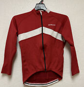 De Marchi Classica Sportwool Cycling Jersey - Long Sleeve Menand039s Sz M