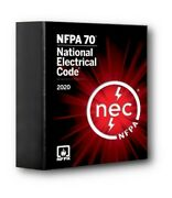 Nfpa 70 National Electrical Code Nec Looseleaf With Ring Binder 2020 Edition