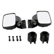 1.75 2 Roll Cage Utv Rear View Mirror Side View High Impact For Rzr 800 S 1000