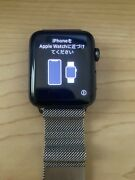 Apple Mtf32lla Watch Series 3gps 42 Mm Space Gray Aluminum With 3 Bands