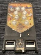 Vintage Marx Cycle Race Electric Pinball Game