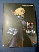 New Medicom Fate Stay Night Fgo Saber Alter Real Action Heroes Rah