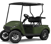 Madjax Storm Body Kit For Ezgo Txt Golf Cart - Forest Green - Fits 94 And Up