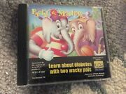 Packy And Marlon Pc Cd Children Learnabout Diabete Pals Elephants Game Win 95