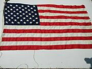Valley Forge Flag Co Usa 50 Star 3x5 Ft 34x61 Cotton Pole Cap And String