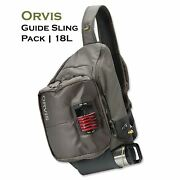 Orvis Guide Sling Pack   18l - Fishing Bag Backpack - Free Shipping