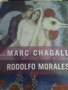 Rodolfo Morales And Marc Chagall. Mexican Art Book