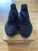 Adidas Yeezy Boost 350 V2 Black Red Bred- 11.5 Mens 100 Authentic 🔥brand New🔥