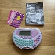 Barbie Secret Diary - Tested And Working - Vintage 90andrsquos - New Batteries