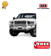 Arb 4x4 Accessories Front Deluxe Bull Bar For Ford F-250/f-350 05-07 - 3436040