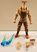 Sota Street Fighter Guile, Brown Variant, Authentic