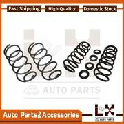 Moog Chassis Products Coil Spring Set Front Rear Set Of 2 Fits Ford 2003-2007