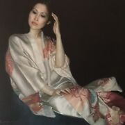 Chen Yifei - Fortune Teller - Sign And Numbered Limited Ed Print
