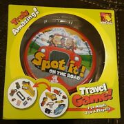 New Sealed Spot It On The Road Travel Game