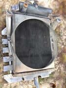 Complete Kenworth W900 Radiator Assembly Tag 11822 Cooling Assy. Rad., Cond.,