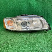 07 08 09 Volvo S60 V70 Xc70 Xenon Hid Complete Afs Aiming Headlight Rh Right Oem