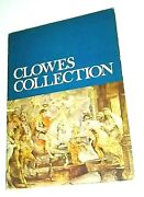 A Catalogue Of The Clowes Collection Paperback By A. Ian Fraser