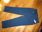 Womenand039s Time And Tru Pull On Jeans Size M 8-10 Very Good Condition