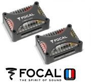 Focal Flax Evo Crossover 3 Ways Extracts From Set Ps 165 F3e 12-18db 160w Rms